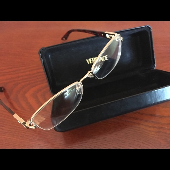 6520b012fda Authentic Versace Eyeglasses -. M 5ae48bec8290afaa58c5fc5f. Other  Accessories ...